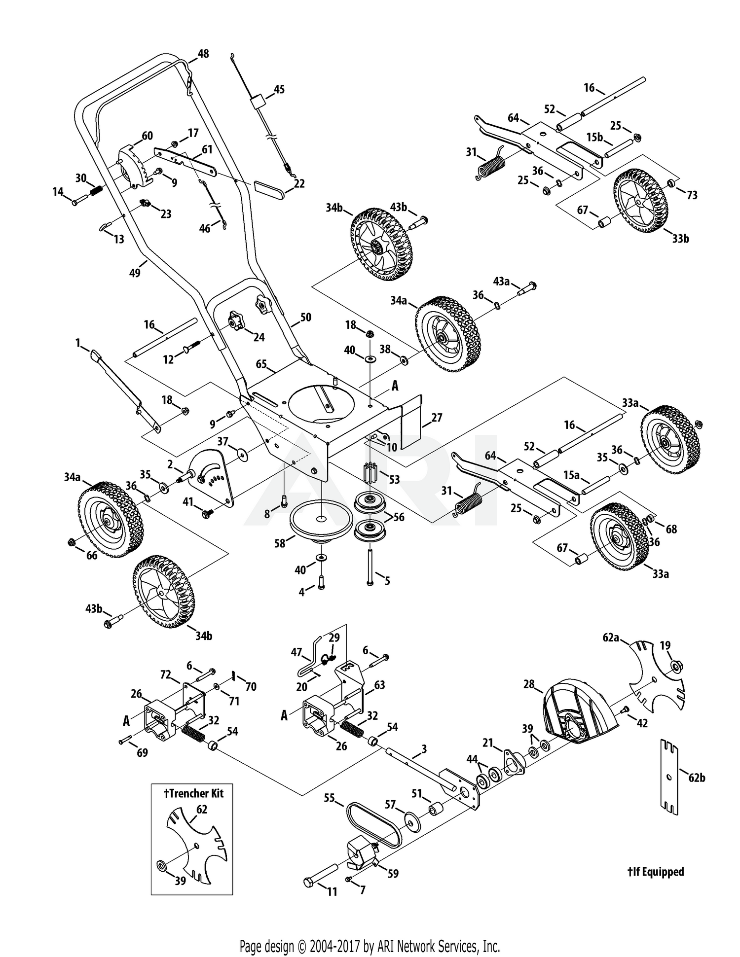 Troy Bilt Tb554 25b 554m711 2015 General Fuel Pump Diagram Assembly
