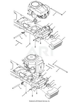 white tractor lt 13 wiring diagram 13ap60tp090 lt 5000  2008  partswarehouse  13ap60tp090 lt 5000  2008  partswarehouse