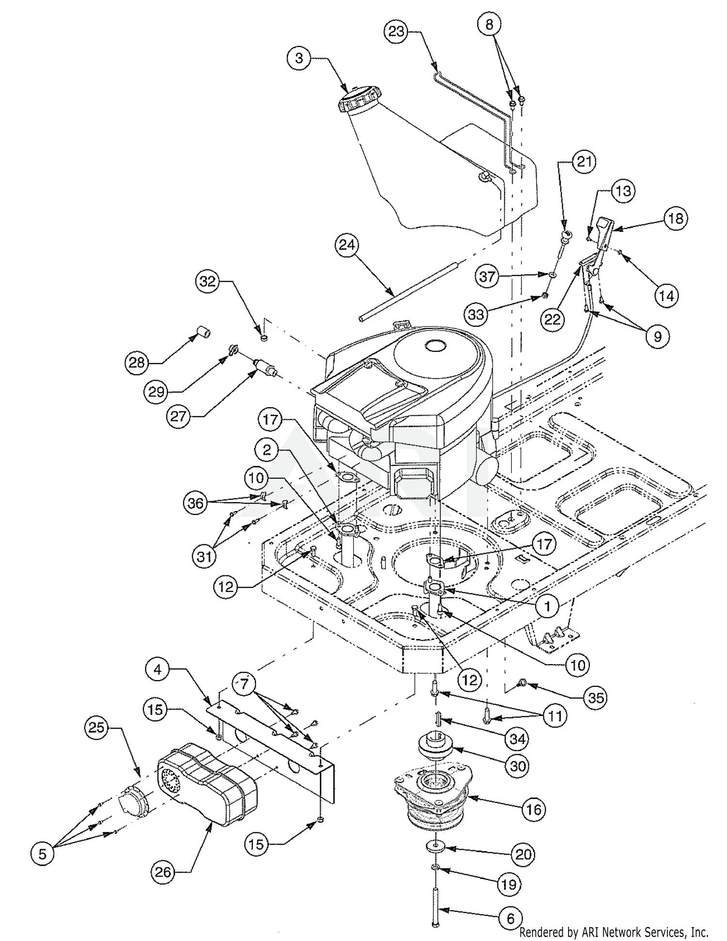 rzt 50 engine wiring connector