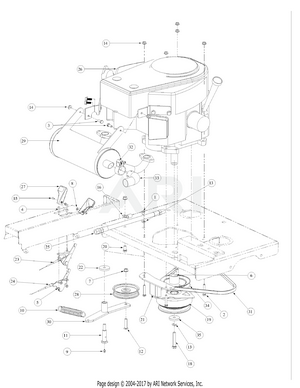 cub cadet m60 kw (53ab5dcx150) (tank) 25 hp kawasaki 53ab5dcx150 kawasaki engine drawing kawasaki engine assembly