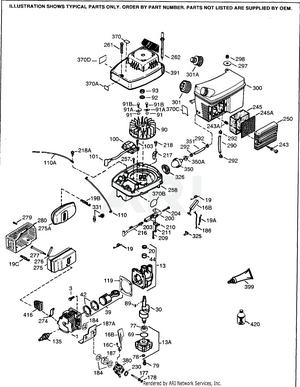 Tecumseh TC200-2116C 2-Cycle Vertical |PartsWarehouse