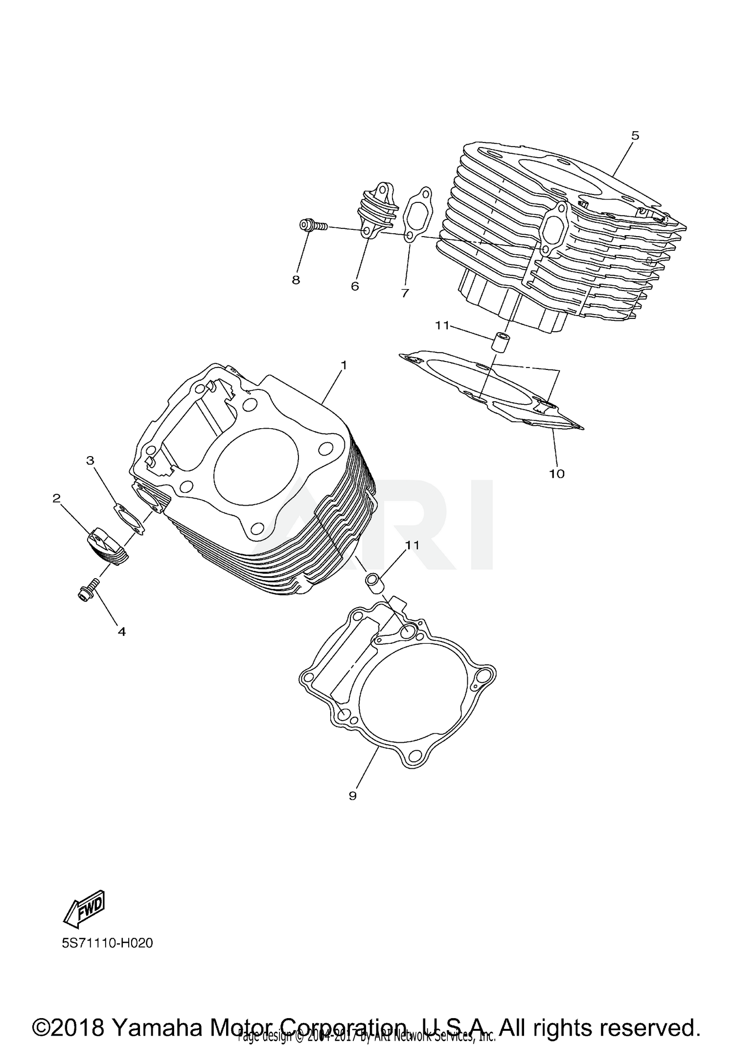 2018 yamaha bolt r spec xvs95cjcl cylinder parts best Yamaha Banshee Wiring-Diagram schematic search results parts in schematics