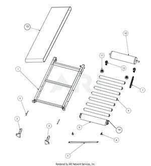 1.3. Übersicht Bauteile MS 1600 BAG
