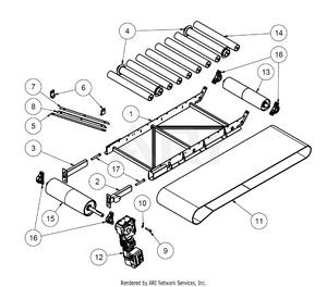 1.5. Übersicht Baugruppe Bandaufgeber (BAG)