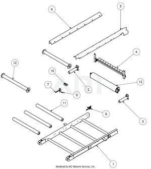 1.5.1 Übersicht Bauteile Feinfraktion Oberteil