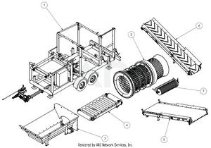 1. Übersicht Baugruppen MS 1600