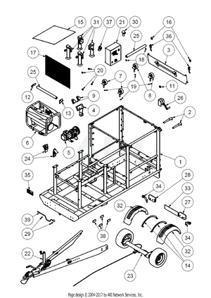 1.1. Übersicht Baugruppe Chassis
