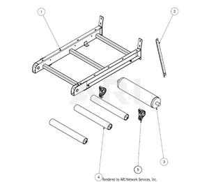 1.6.1 Übersicht Bauteile MS 1600 Grobfraktion Unterteil